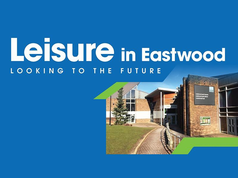 Eastwood leisure centre proposal approved