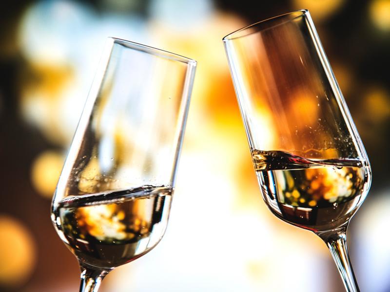 Champagne v Sparkling Wine Tasting