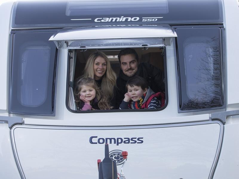 Scottish Caravan Show drives back into town