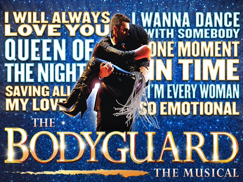 The Bodyguard opens UK tour at the Theatre Royal