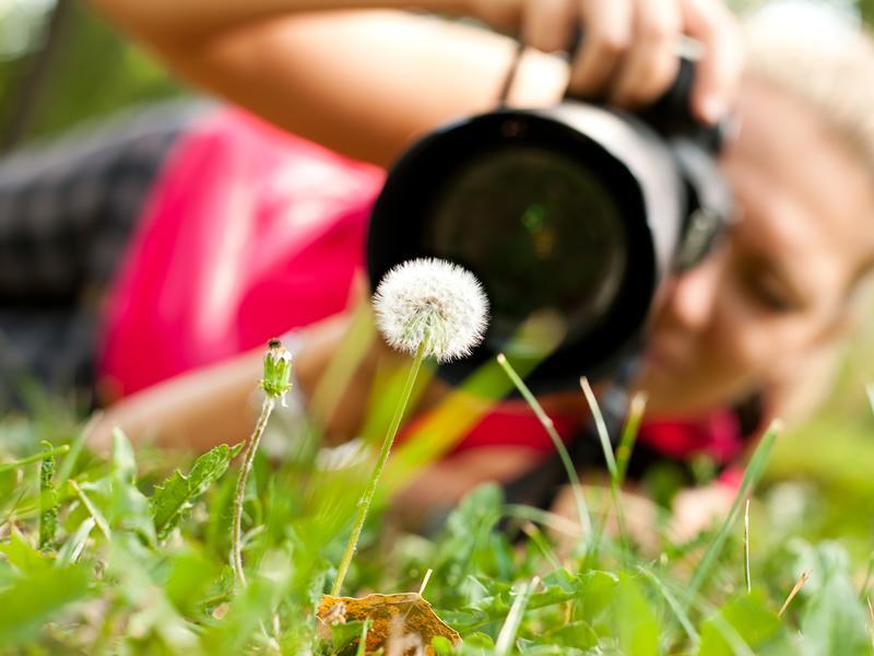 Mindfulness & Photography