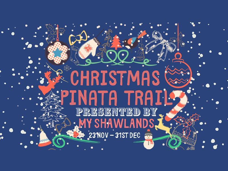 My Shawlands Christmas Pinata Trail