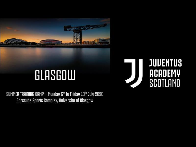 Juventus Academy Scotland Glasgow Summer Camp