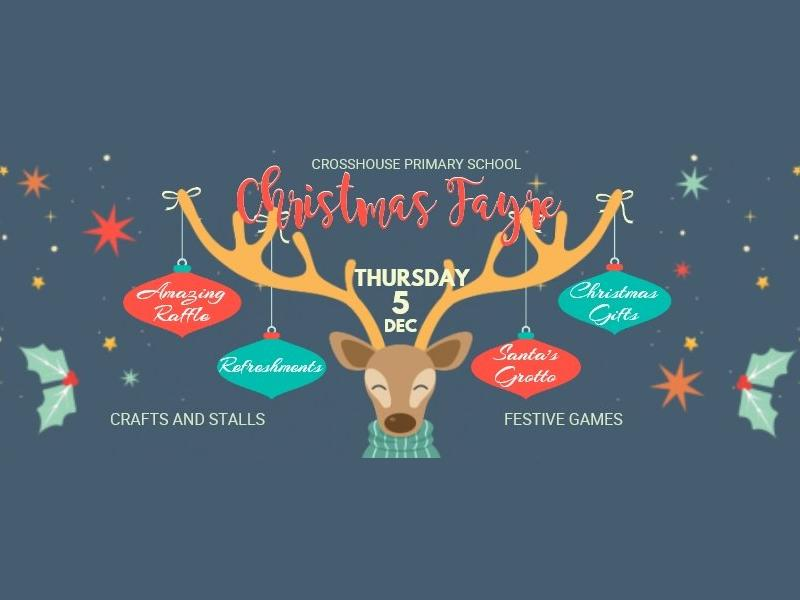 Crosshouse Primary School Christmas Fayre