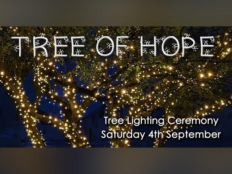 Doors Open Days: Tree Lighting Ceremony