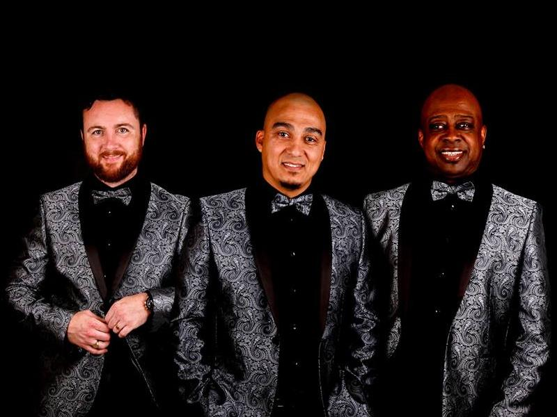 The Motown Brothers at the Forge Market