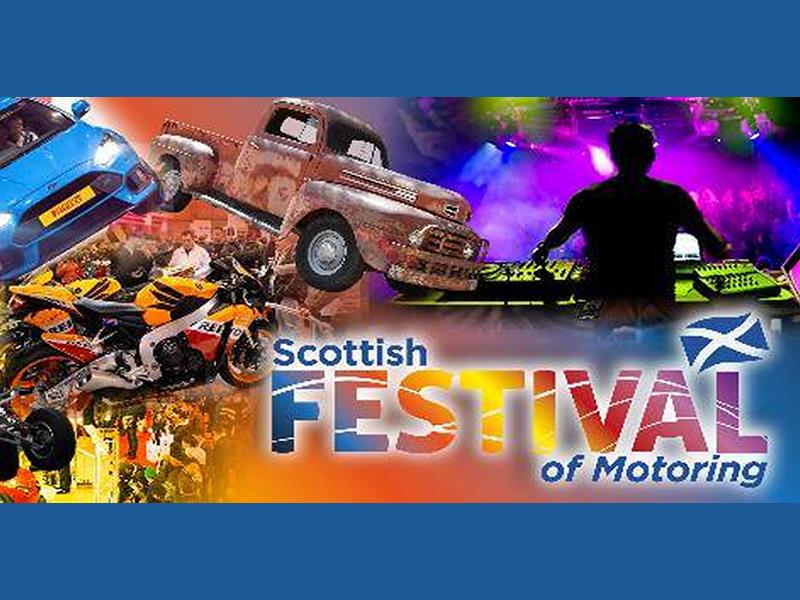 Scottish Festival of Motoring - RESCHEDULED DATE