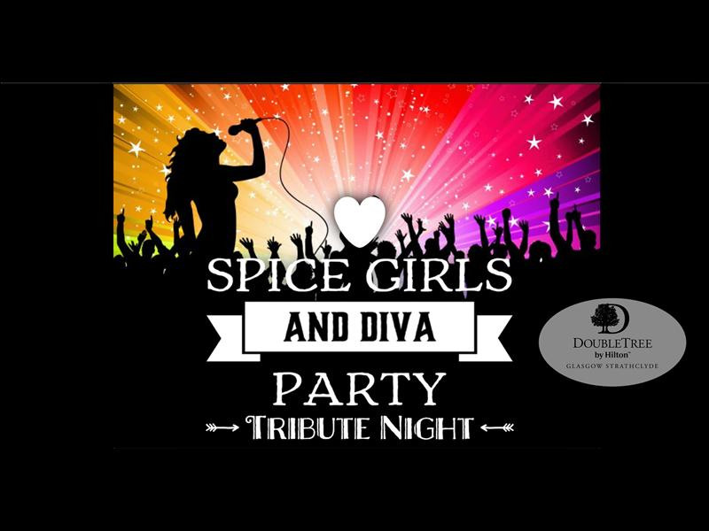 Spice Girls & Diva Party Tribute Night