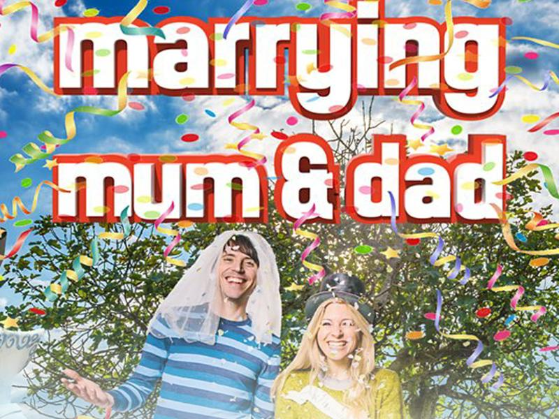 Final Call for applications to be on CBBC Marrying Mum and Dad