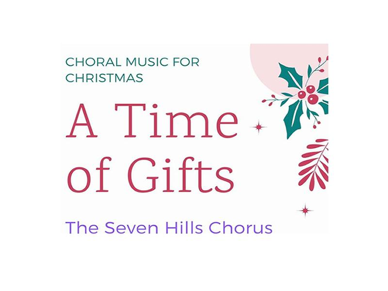 A Time of Gifts: Choral Music for Christmas