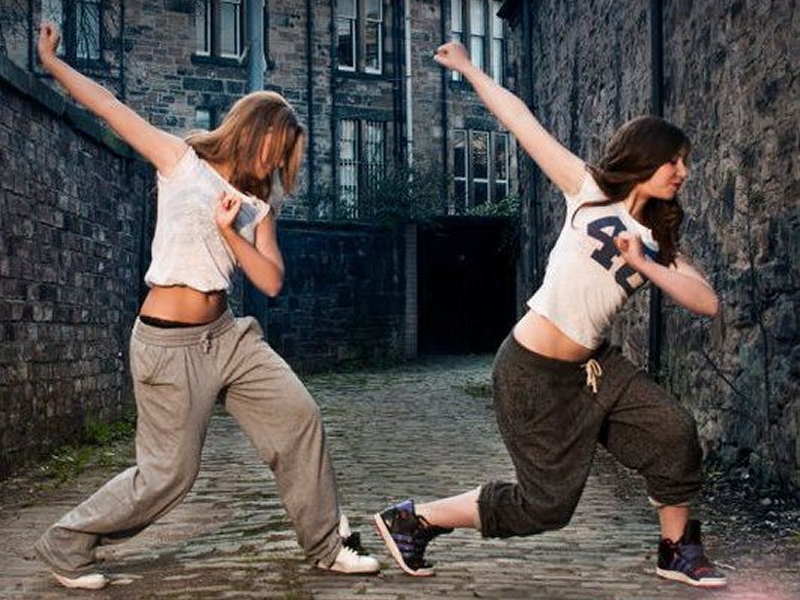 Dance Glasgow: West End Studios