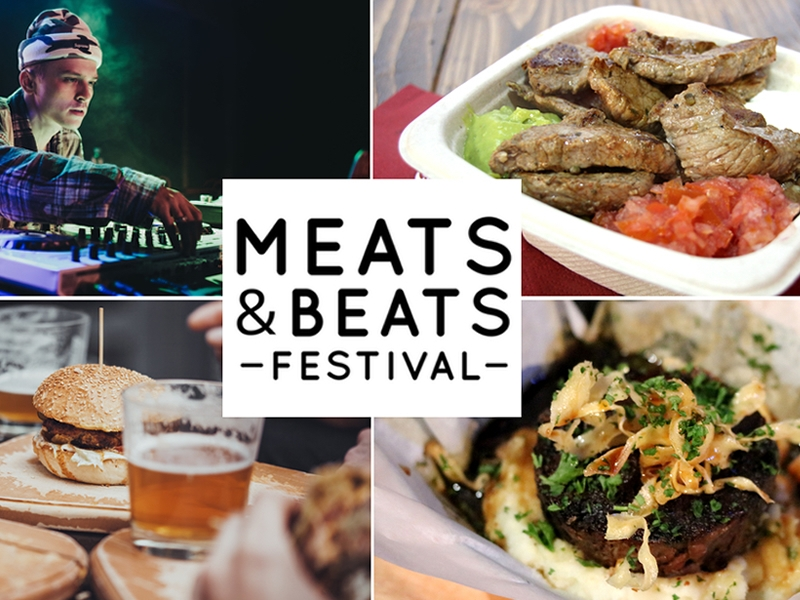 Meats & Beats Festival Returns to Edinburgh