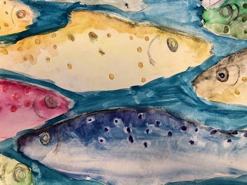 Kids Online Art Classes with The Wee Art Studio