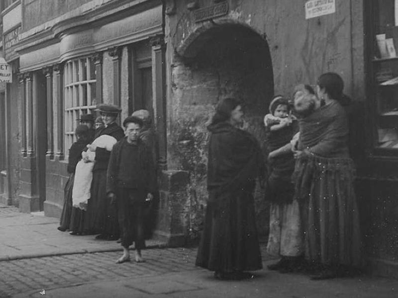 Digital Lecture: Heroines of the Canongate: Women as Urban and Social Reformers in the Edwardian Old Town