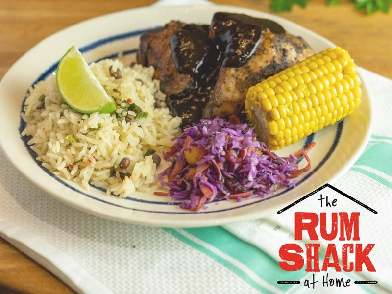 The Rum Shack launches At Home food and cocktail delivery service!