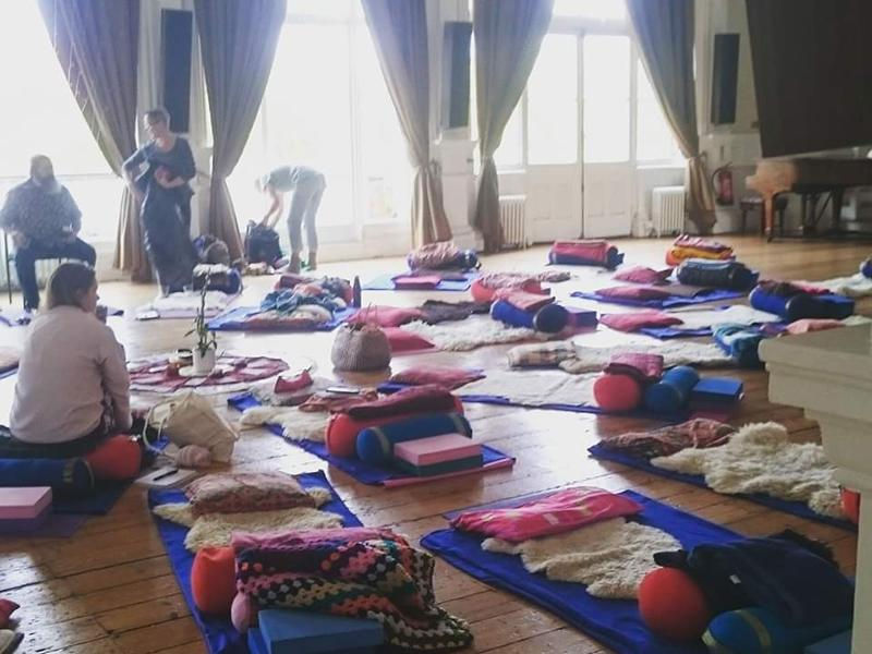 Total Yoga Nidra Immersion Experience