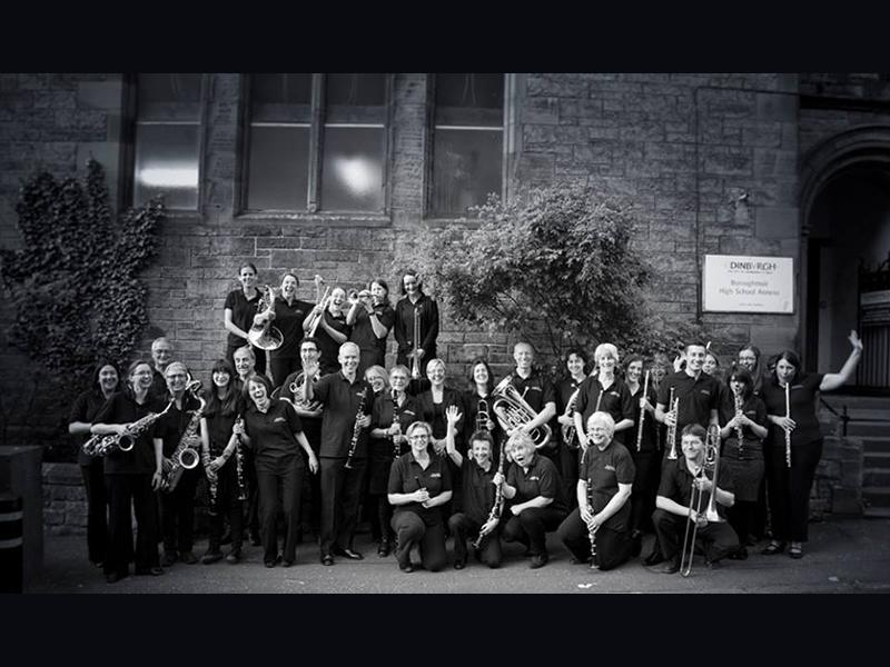 German Winds and Edinburgh Concert Band Joint Concert