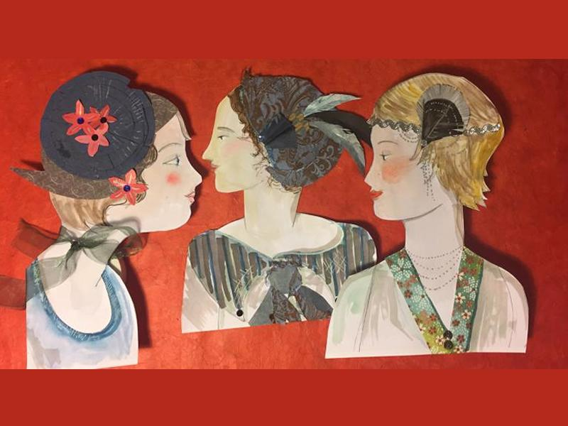 Adult Creative Workshop: Paper Flappers and Jazz Age Fashion
