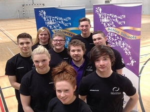 South Lanarkshire Active Schools Volunteers
