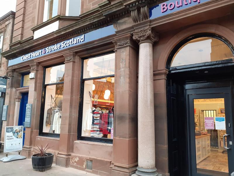 Local charity shop reopens in Bothwell