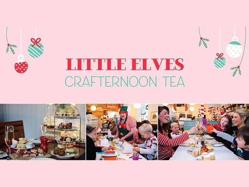 Little Elves Crafternoon Tea