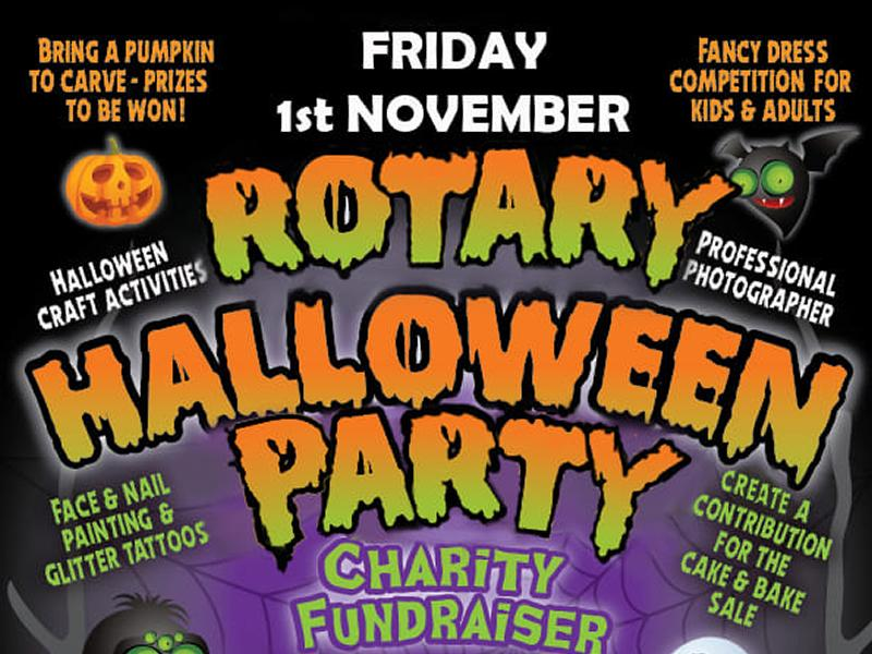 Rotary Halloween Party