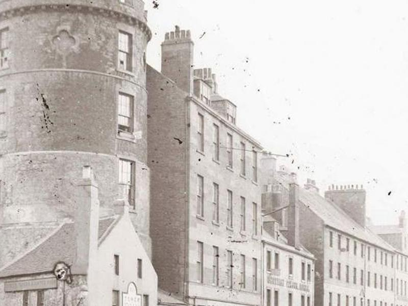 The Changing Face of Leith in the 20th century