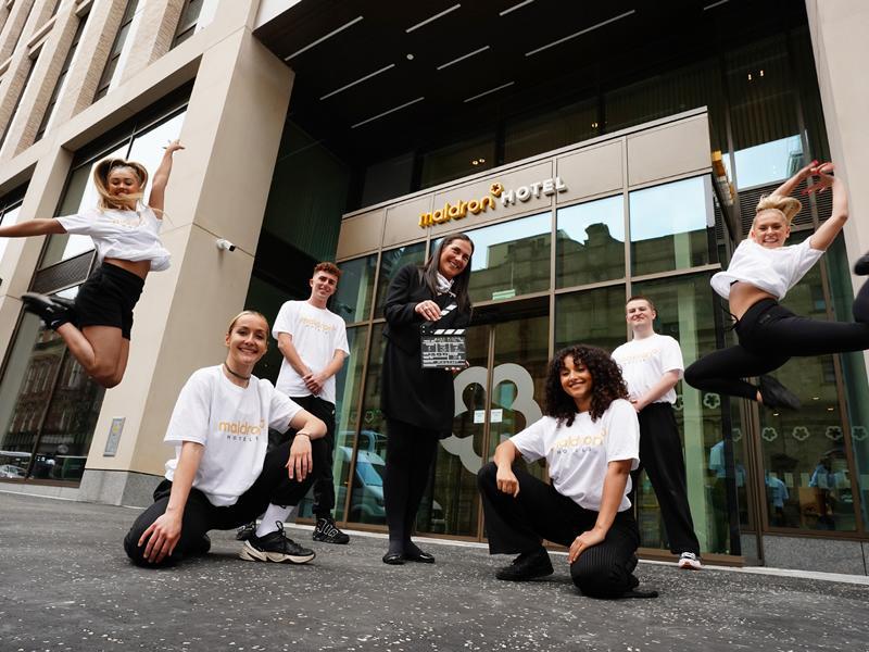 Maldron Hotel Glasgow City has opened