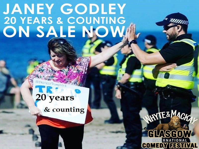 Janey Godley: 20 Years & Counting