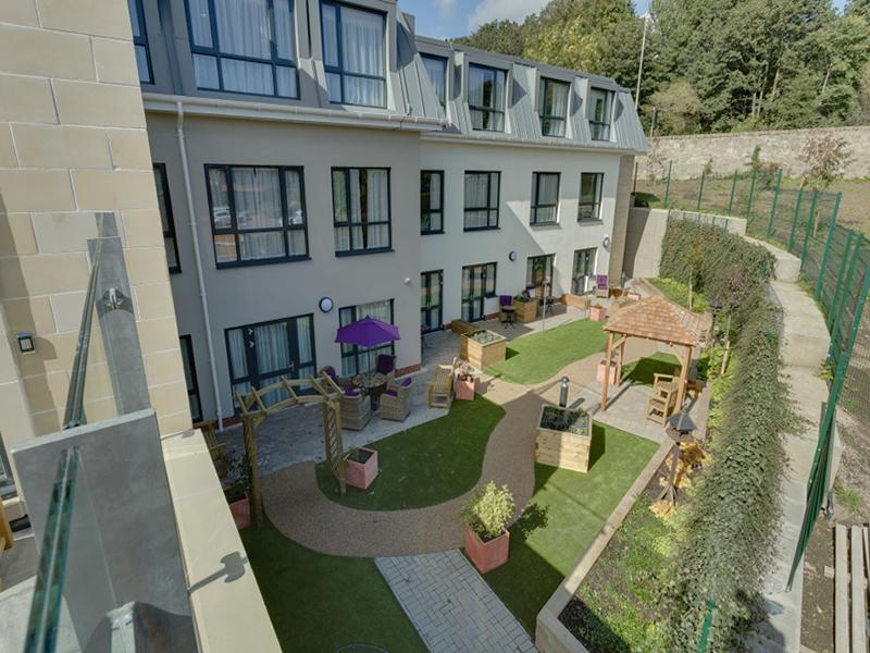 Edinburgh care home helps town become Dementia Friendly
