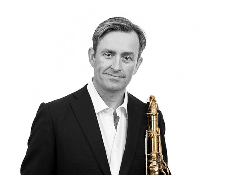 Tommy Smith Solo Saxophone