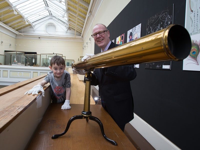 Paisley Museum receives Scottish Government funding boost