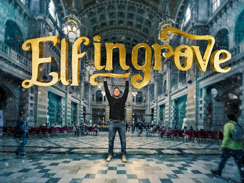 Over 100,000 tickets sold for Elfingrove and counting...