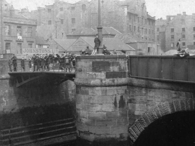 Lecture: Leith 2020: A Photographic Walk Through Time