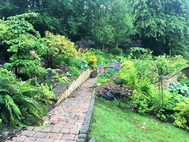 Scotland's Gardens Scheme Open Garden: Woodbourne House