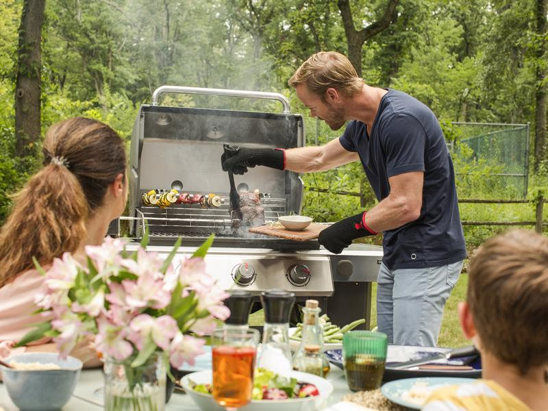 Make the most of barbecue season with Dobbies and Weber