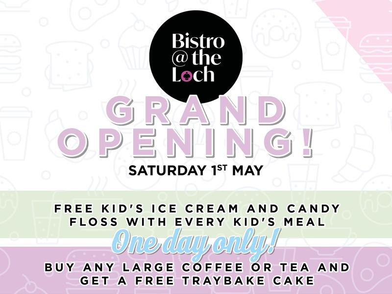 Theme Park unveils coffee shop redesign with Bistro @ The Loch