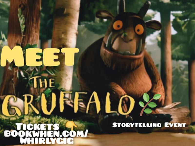 Meet the Gruffalo, Storytelling Event