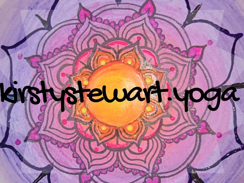 Kirsty Stewart Yoga