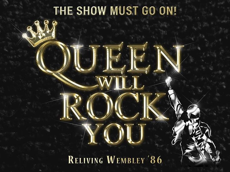 Queen Will Rock You! - POSTPONED