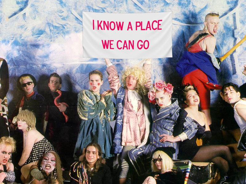 Queer Theory: I Know a Place