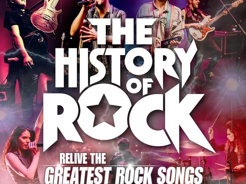 The History Of Rock - POSTPONED