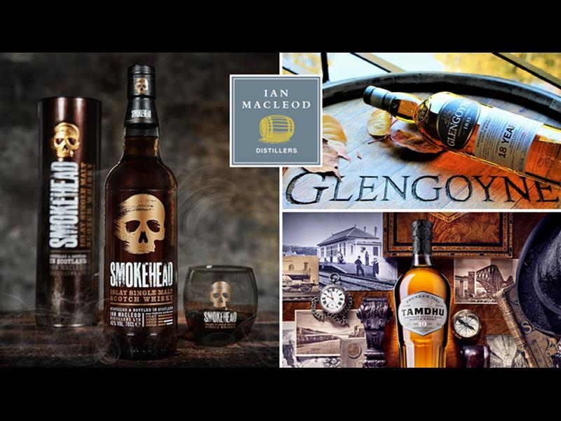 Round the Regions Whisky Masterclass - CANCELLED