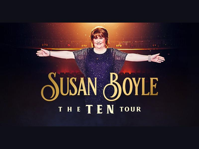 Susan Boyle: The TEN Tour