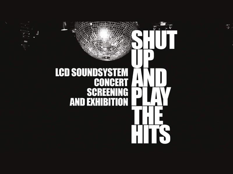 LCD Soundsystem Disco & Exhibition