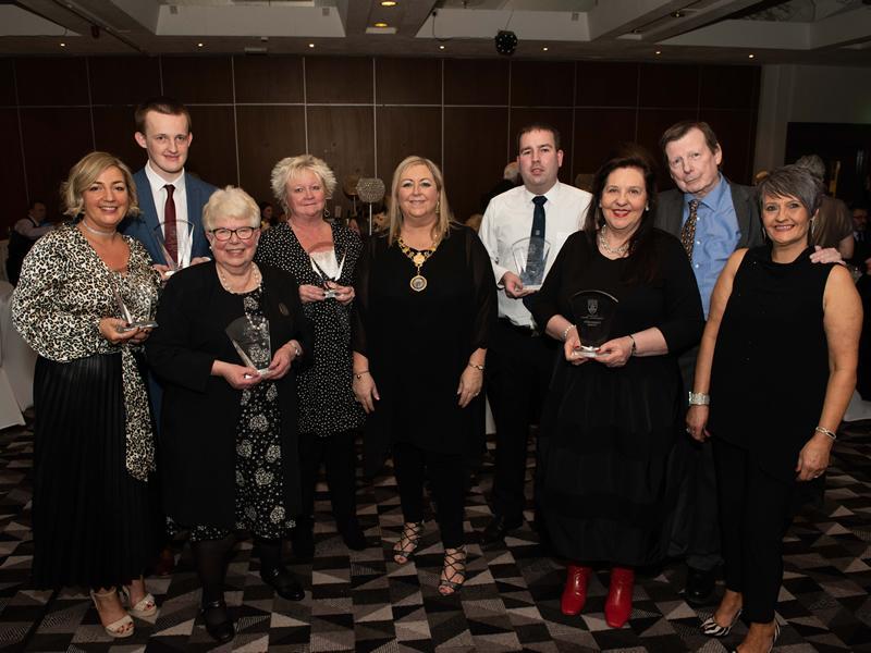 Renfrewshire recognises inspiring local heroes