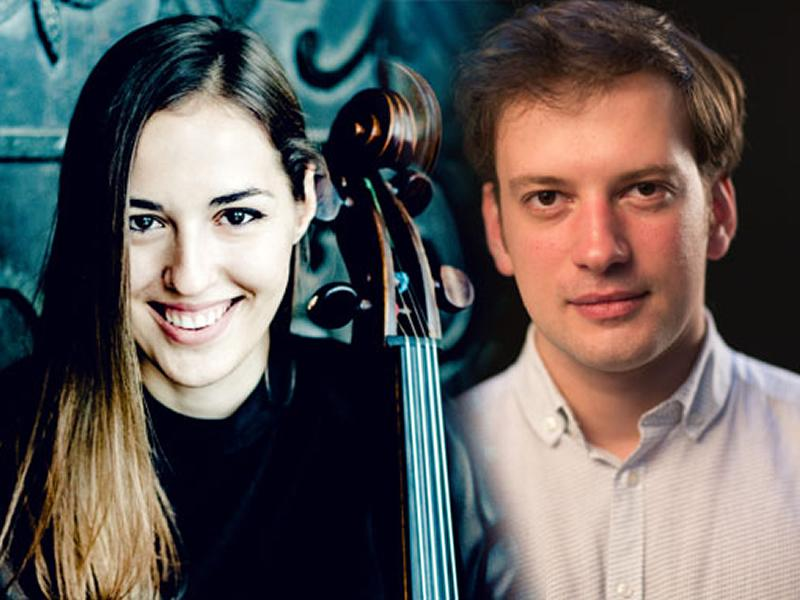 Music In Lanark: Yoanna Prodanova and Mihai Ritivoiu (A Tunnell Trust Concert)