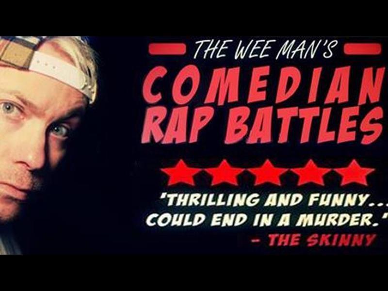 Comedian Rap Battles