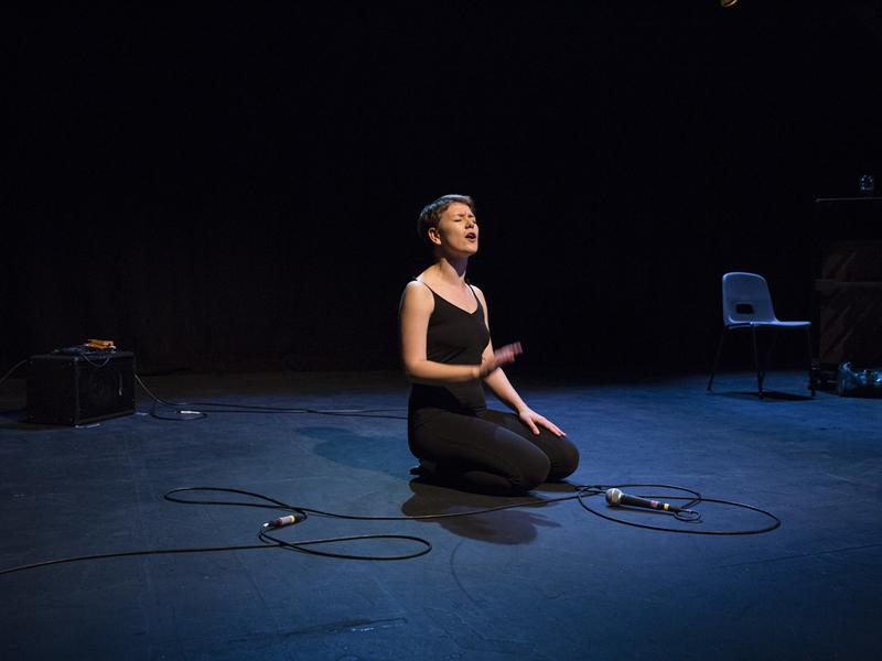 Speaking Confidently: Performance Art and Presence