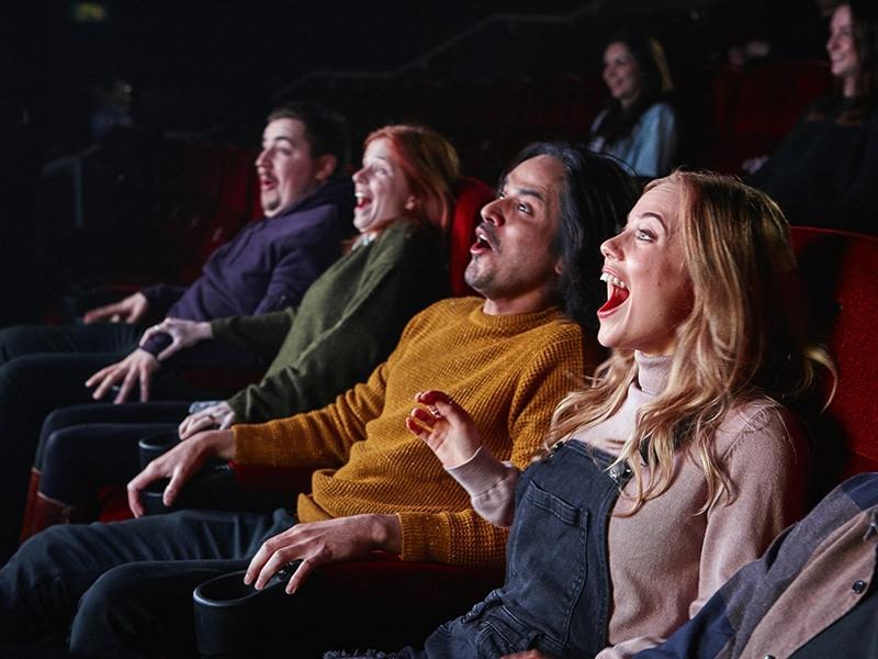 Cineworld Edinburgh Unveils Brand New 4DX Screen